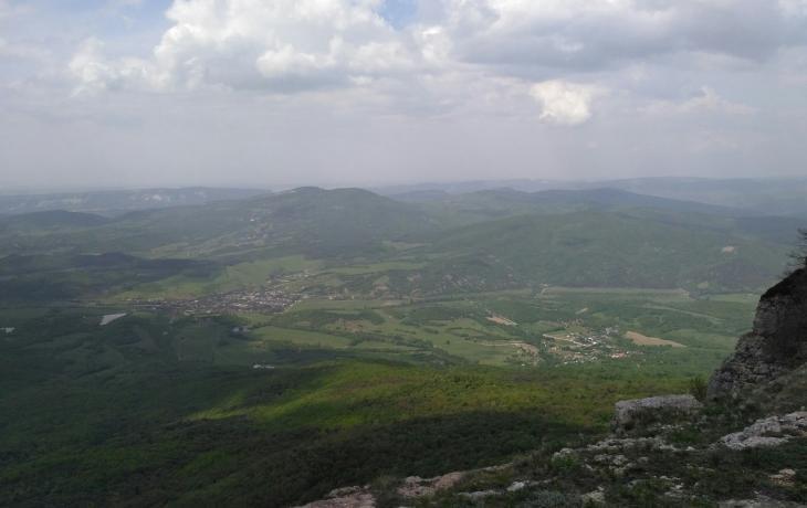 Восстановление баланса энергий в Крымской Шамбале - Бойко