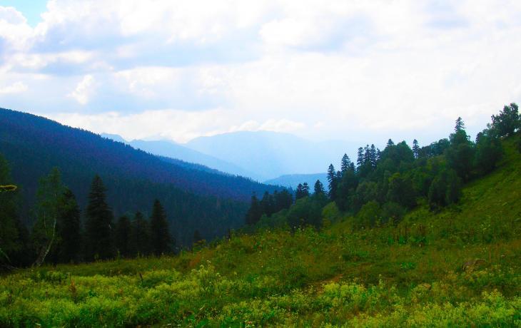 Wellness trip Arkhyz - Sour Lashtraksky springs