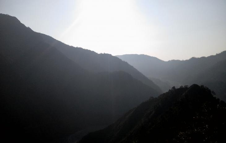 Малый Кайлас - Гималаи. Индия Хайракхан (Хайдакхан)