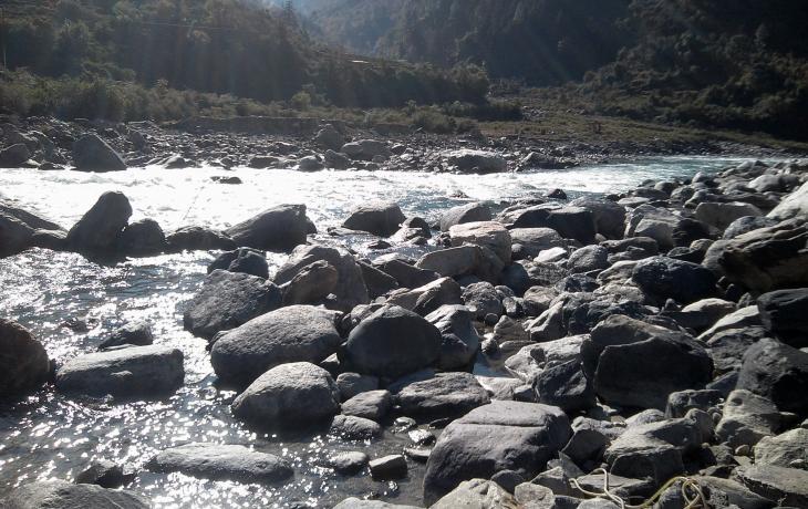 Священная река Ганга - Гималаи. Индия (Уттаркаши - Ганготри)